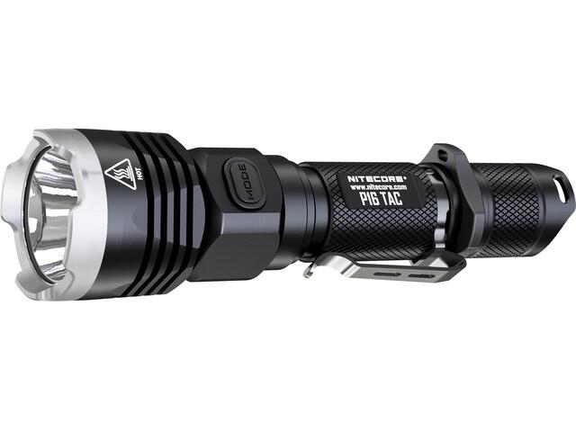 NITECORE LED P16 TAC Taschenlampe